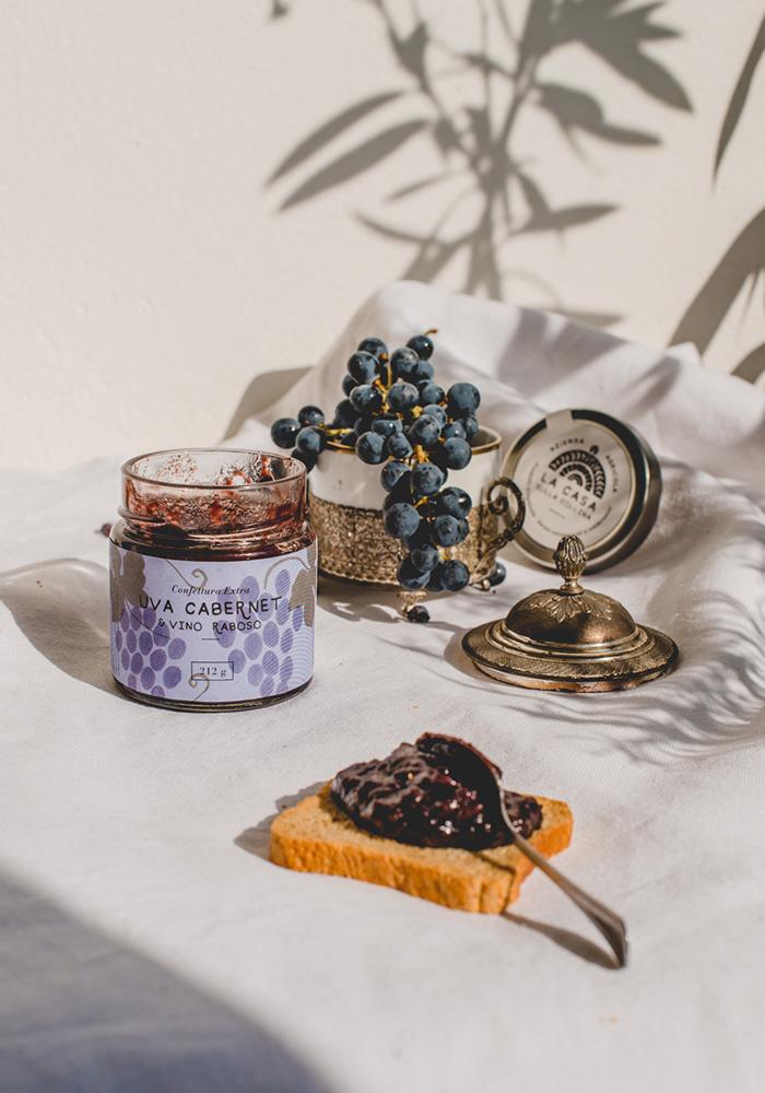 cabernet jam packaging design DryStudio