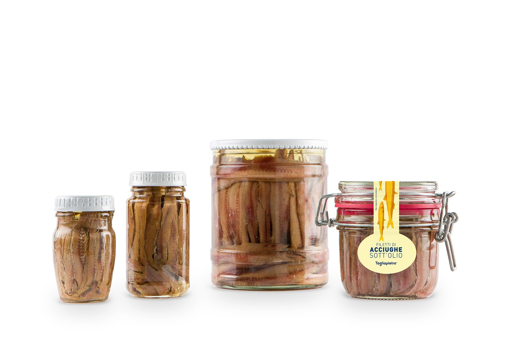 Realizzazione etichette prodotto alimentare Tagliapietra Dry Studio