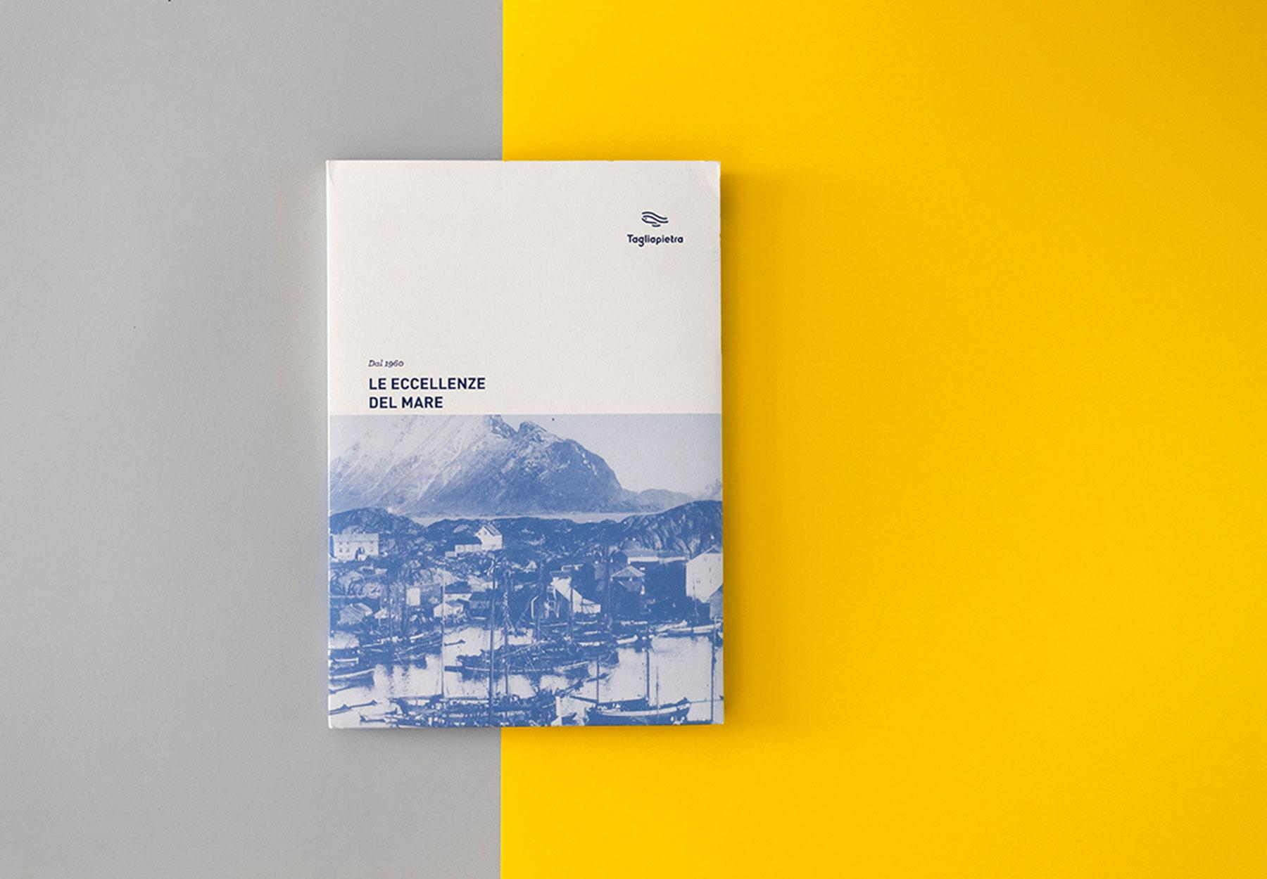 design profilo aziendale tagliapietra-Dry Studio