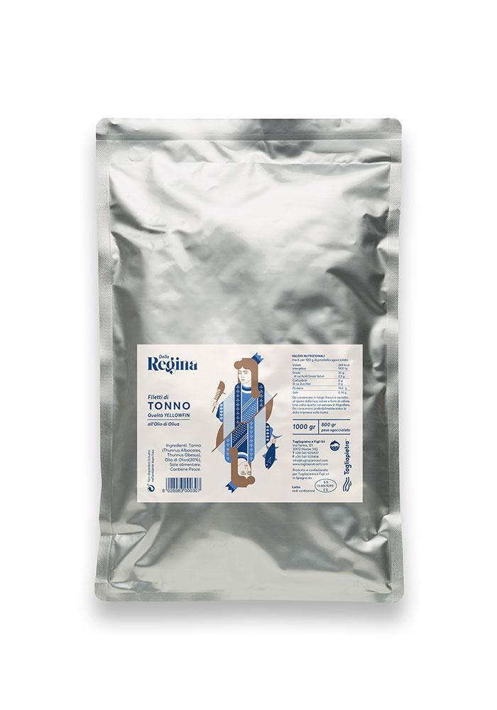 Realizzazione Packaging grafica Tagliapietra Dry Studio